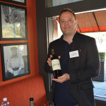 Chris Newman, NE Regional Sales Manager, Crimson Wine Group.