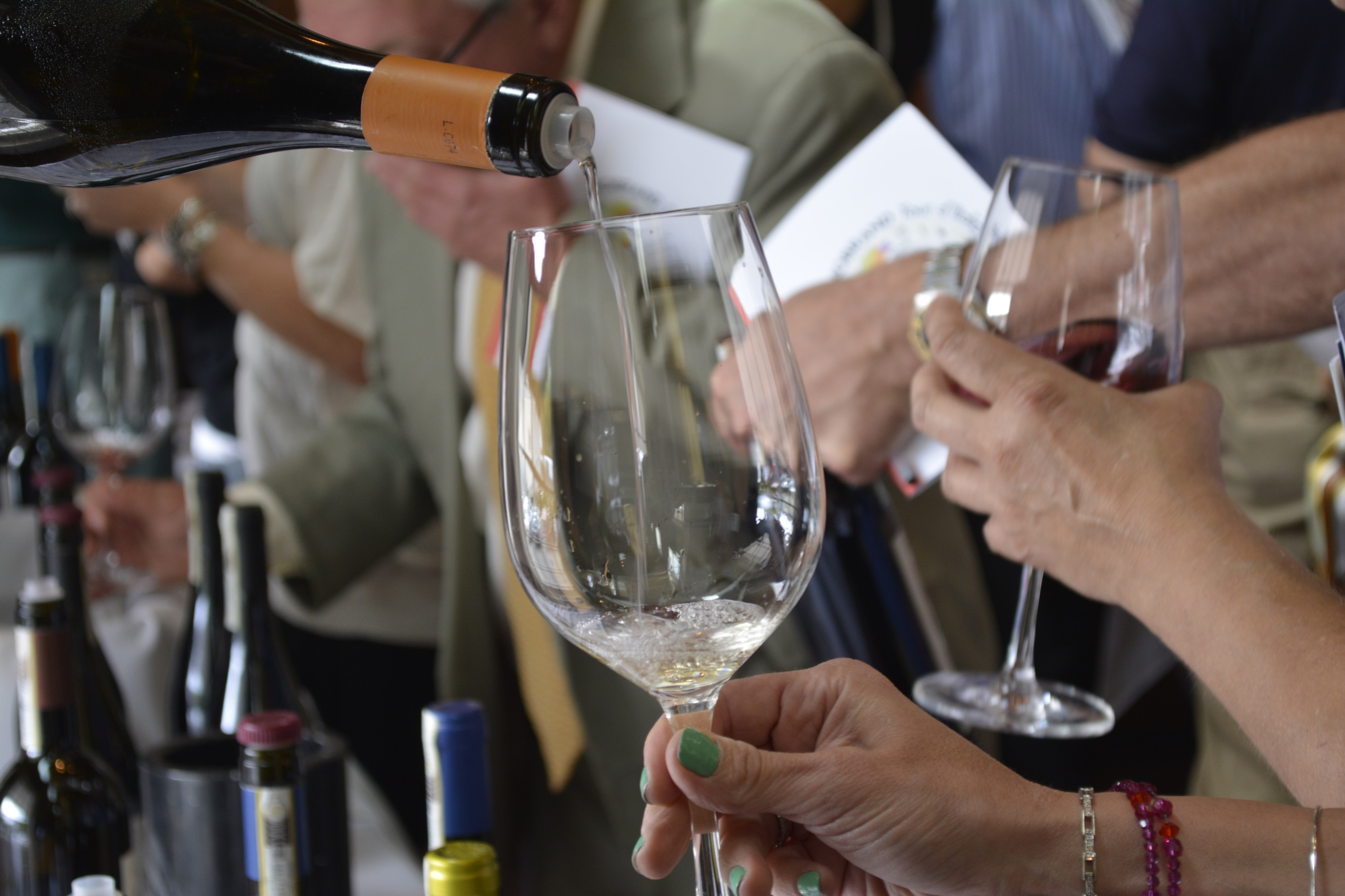September 26 – 28, 2014: 2nd Annual CT Wine Festival at Durham Fair