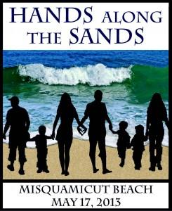 Hands Along The Sands