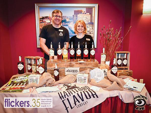 Hartford Flavor Company's Wild Moon Liqueurs Join Film Fest Line Up