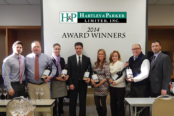 Staff Awards Presented at Hartley and Parker Sales Meeting