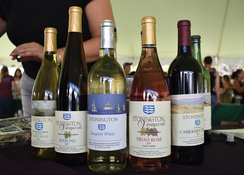 May 22-23, 2021: Stonington Vineyards Kick-off to Summer Weekend