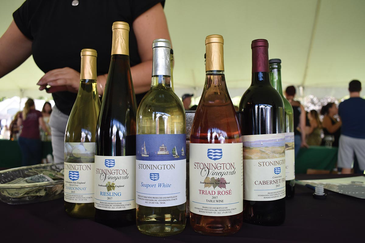 Stonington Vineyards Harvests Fall Tastes at Festival