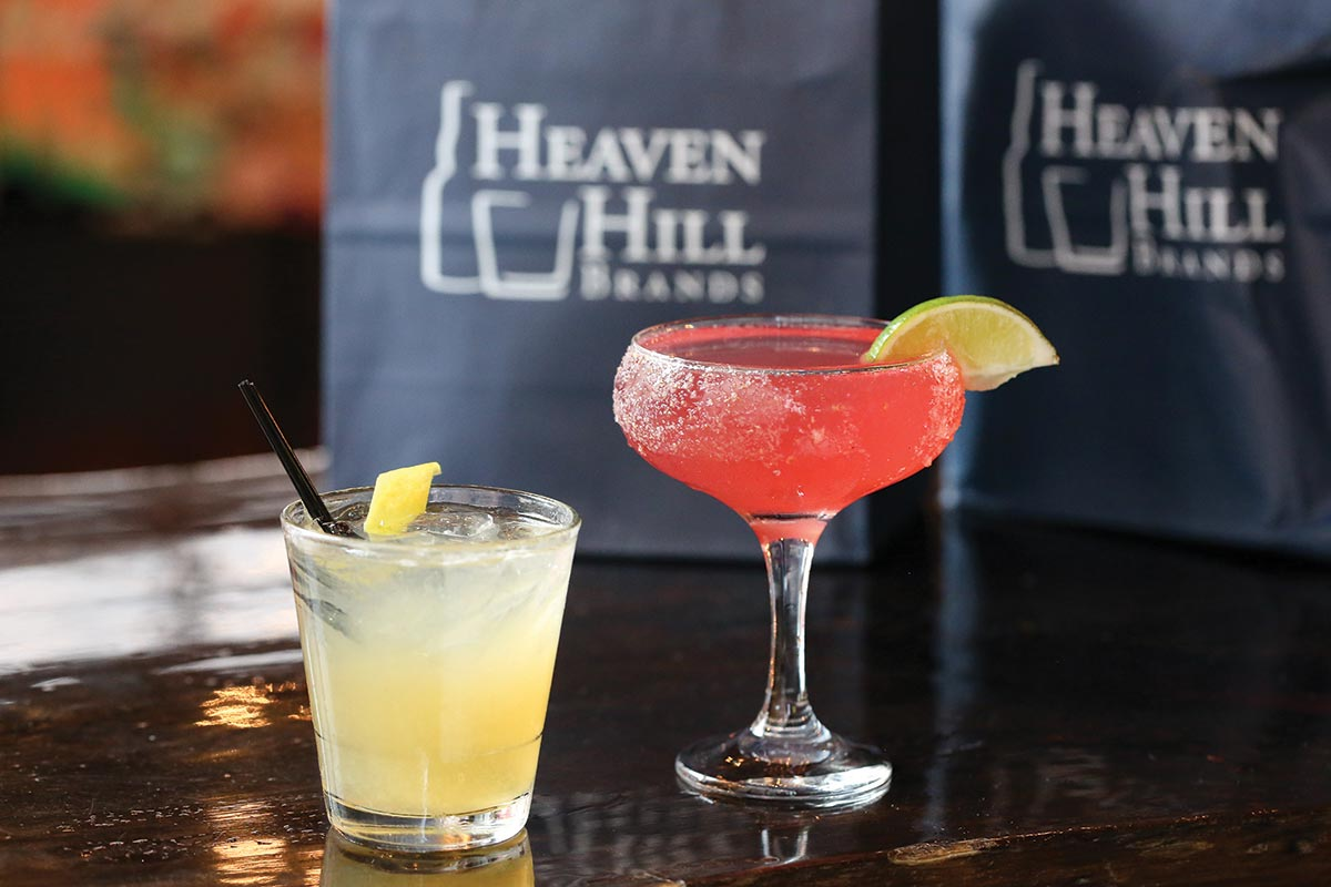 Heaven Hill Brand Education Session Comes to Providence