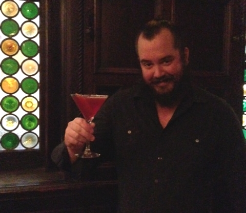 """Serving Up: Local 121's House-Infused """"Cranberry-Pomegranate"""""""