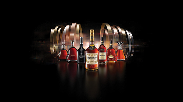 "Hennessy Cognac Named World's ""Top-Performing"" Spirit Brand"