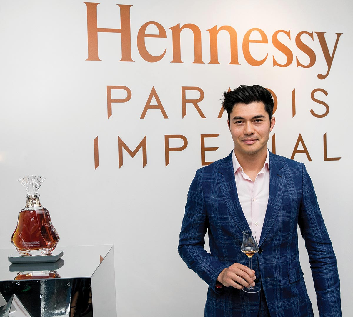Hennessy Names Actor Golding to Cognac Collection Ambassador Role