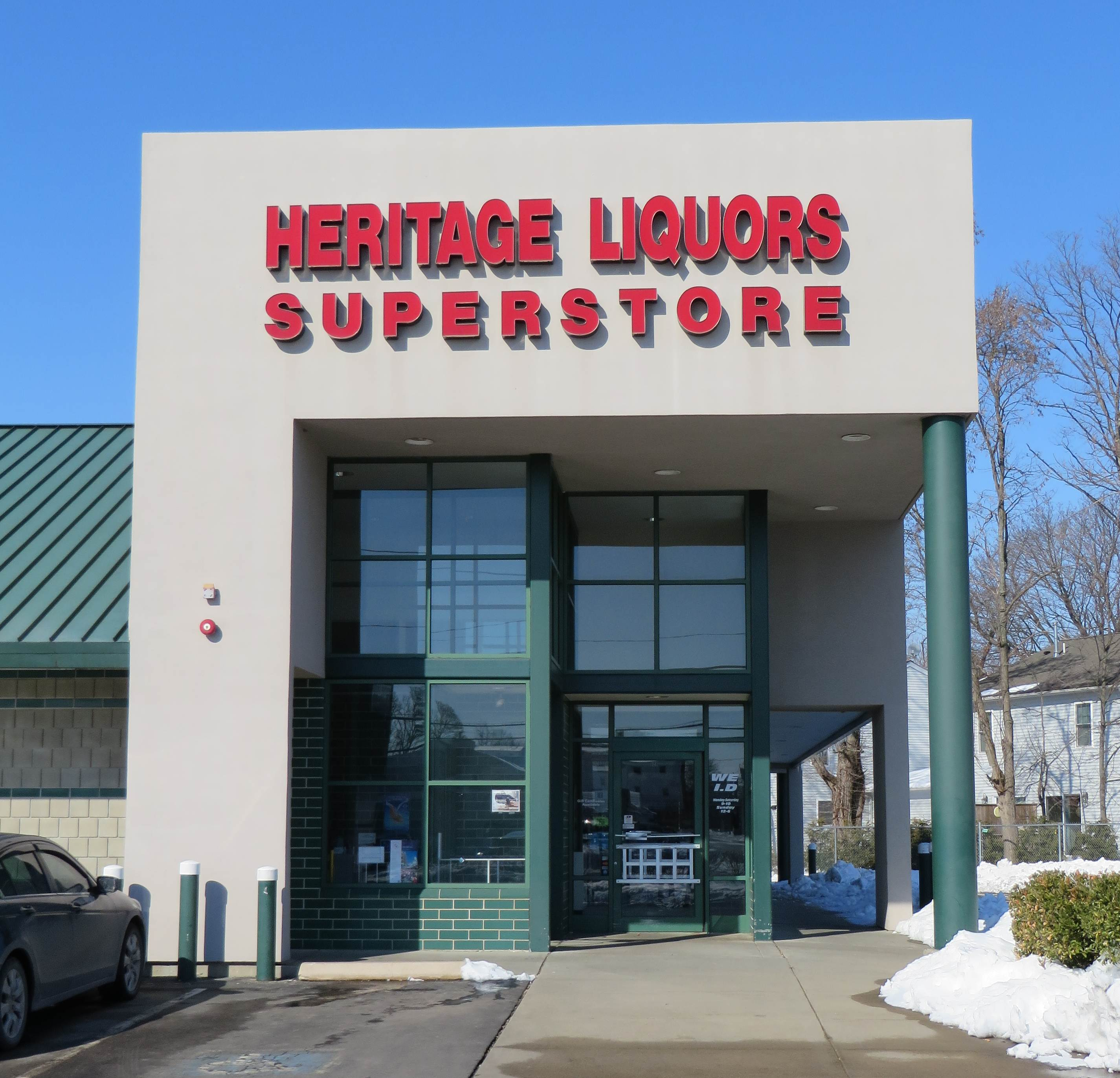 Retail Review: Heritage Liquors