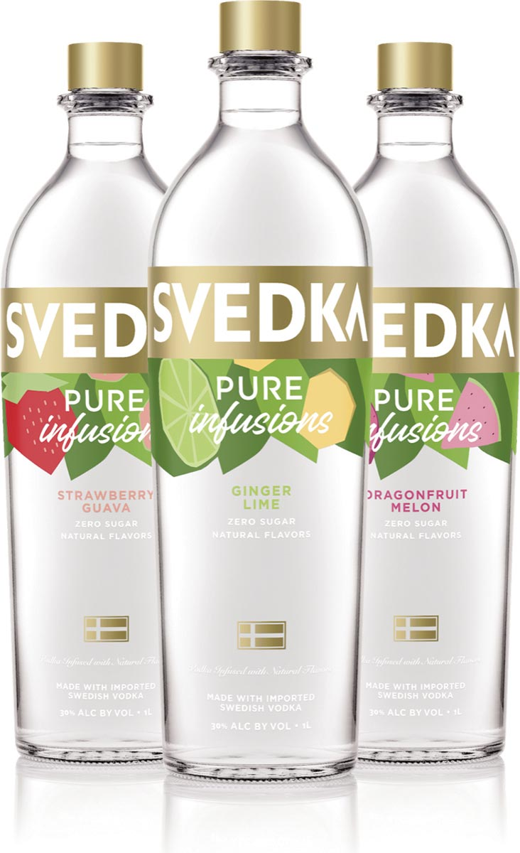 Allan S. Goodman Adds Svedka Pure Infusions