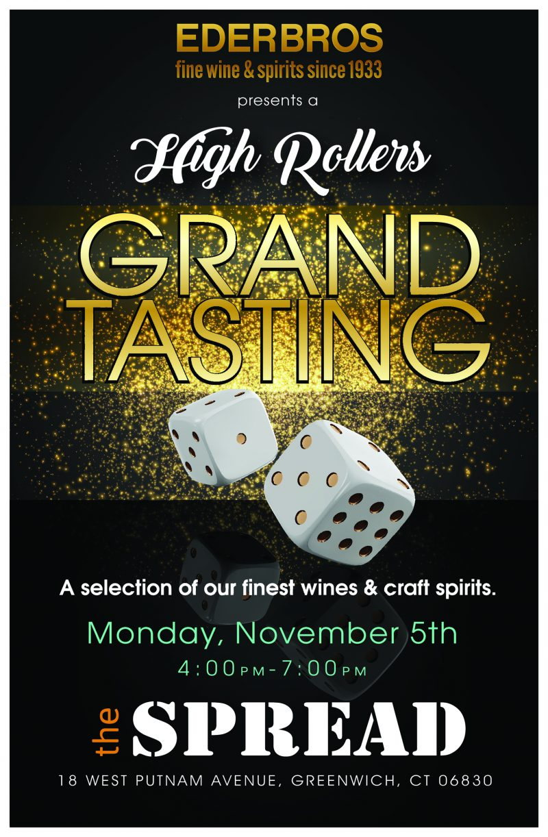 November 5, 2018: Eder Bros., Inc. Grand Tasting