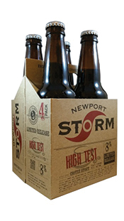 Newport Storm and Local Coffee House Collaborate on New Stout