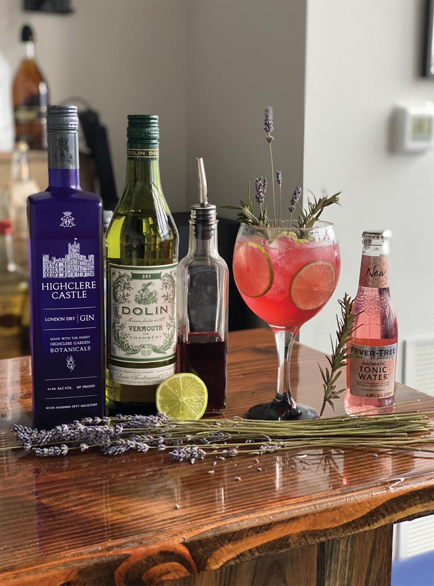 Highclere Castle Gin Partners with USBG Hartford in Local Aid Effort