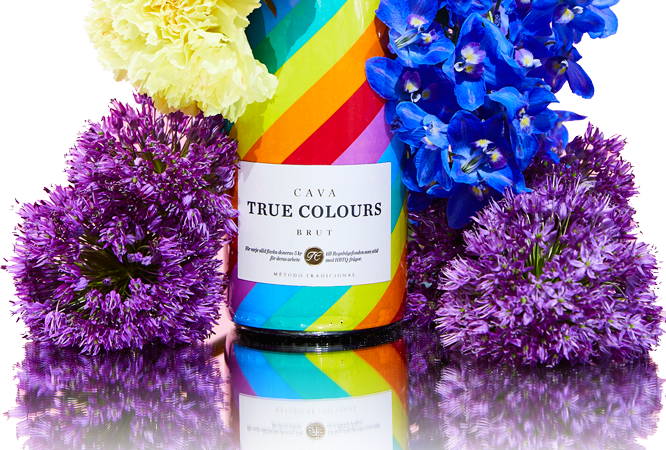 Highland Imports Brings True Colours Cava to the U.S.