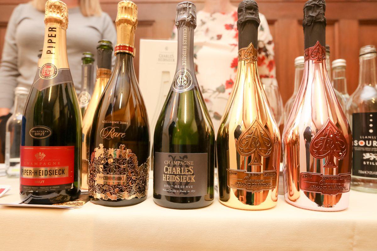 Horizon Beverage Company Wine Showcase Hosted in Warwick