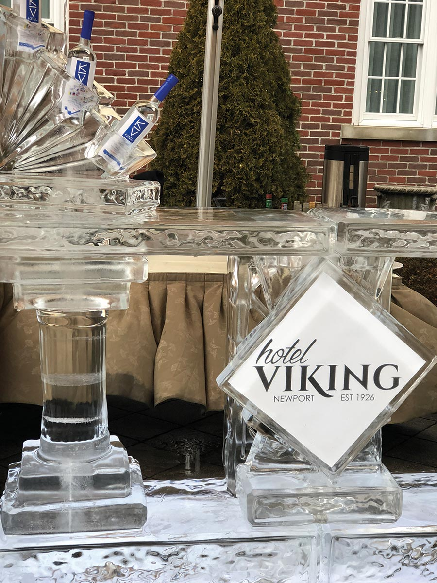 KEEL Vodka Featured During the Newport Winter Festival