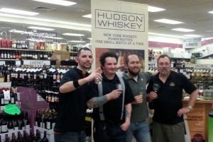 Hudson Whiskey Seminar