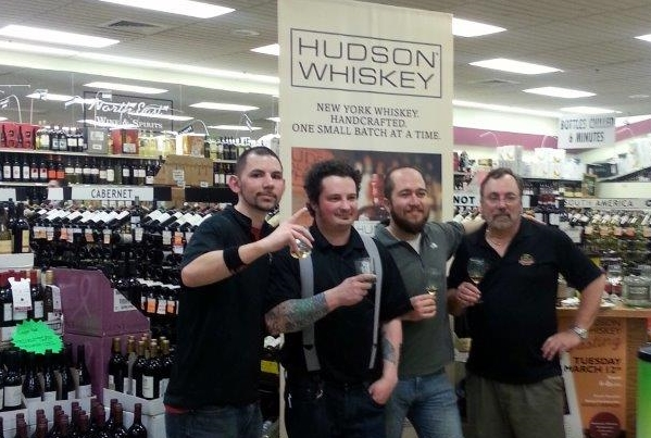 Hudson Whiskey Educates at Northeast Wine and Spirit