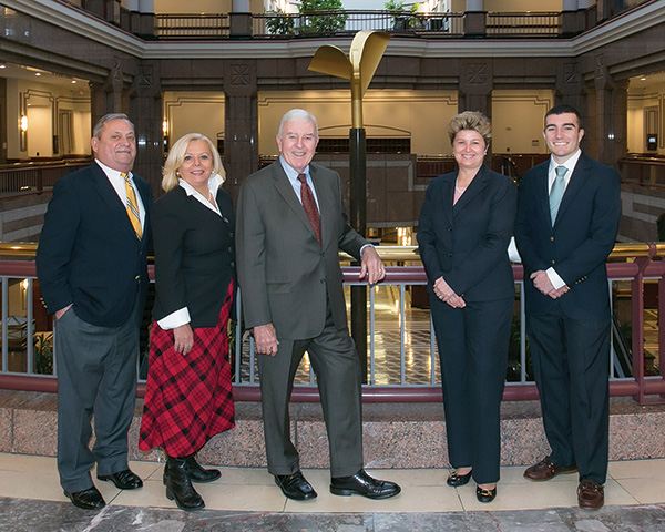 CPSA Team Begins Legislative Session