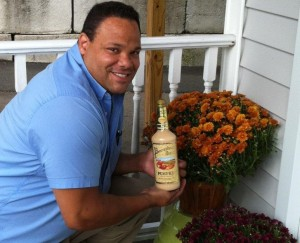 Darchell Wilson, sales rep for Ace Distributing stopped by The Beverage Journal to show off Pennsylvania Dutch Pumpkin cream liqueur, just in time for fall recipes and enjoyment.