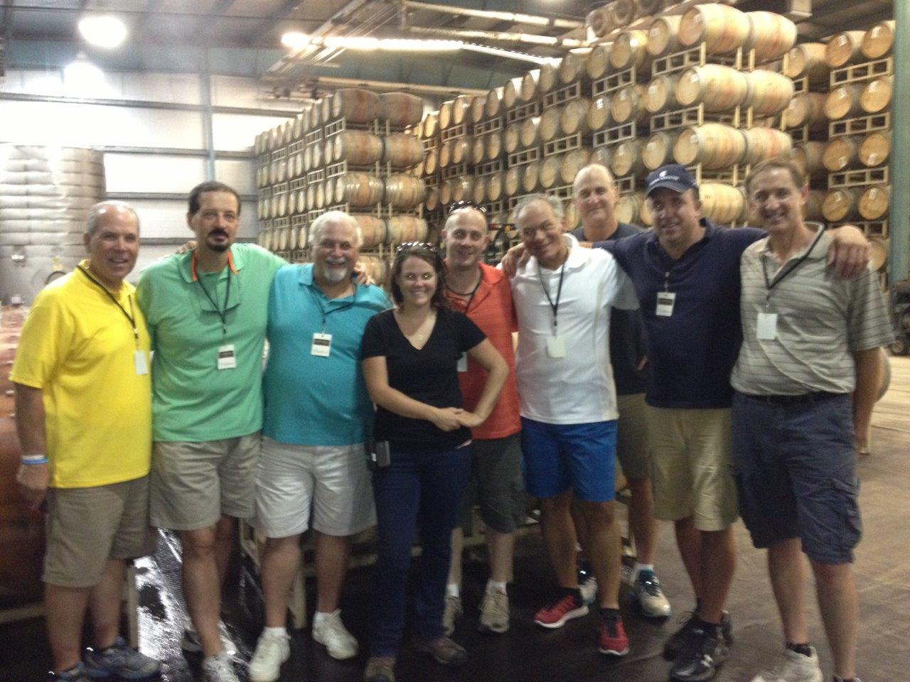 CDI Visits Hogue Cellar Vineyards in Washington