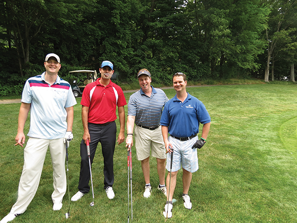 CRA ANNUAL GOLF TOURNAMENT BRINGS MEMBERS TOGETHER