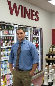 Joshua Martini, Manager, Phred's