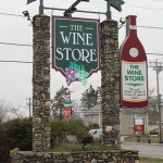 The Wine Store Warehouse.