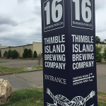 Thimble Island Brewing Company's new home in Branford, 16 Business Park Drive.