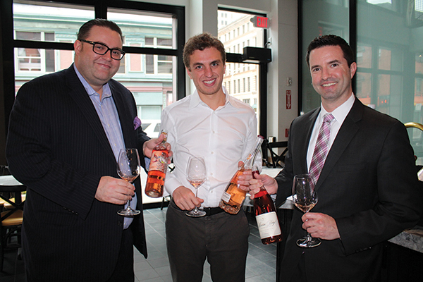 M.S. Walker Hosts Spring Rosé Tasting in Providence