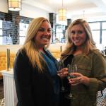 Cara Faira, Club House Manager, Sakonnet Golf Club with Danielle Friedlander, Sakonnet Golf Club.