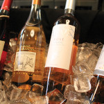 A selection of rosé from Italy.