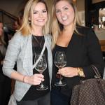 Kelli Lancaster, Bartender, Siena Restaurant with Kelsey Sanford, Server, Siena Restaurant.
