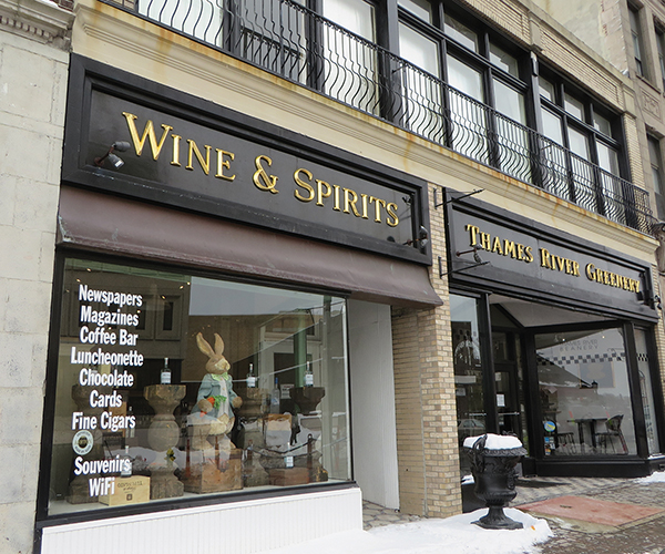 Retail Reivew: Thames River Wine & Spirits