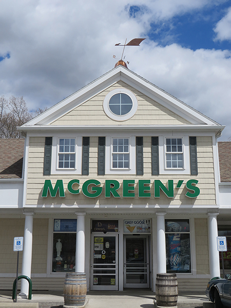Retail Review: McGreen's Fine Wine & Spirits