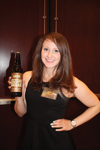 Jennifer Poissant, Promotions, Evil Twin Brewing with Imperial Biscotti Break.
