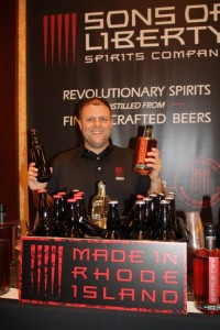 Mike Reppucci, Founder and President, Sons of Liberty Spirits.