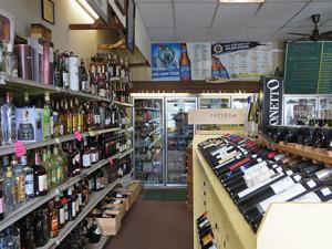 Moriarty's Liquor Locker