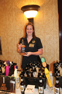 Meghan Bernal, Northeast Sales Representative, Ace Cider.