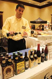 John Thebeau, New England Regional Manager, Merchant du Vin.