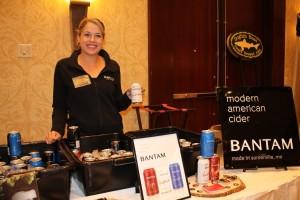 Christina Bencivenni, Sales Manager, Bantam Modern American Cider.