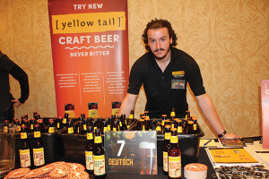 Daniel Shea, Rhode Island Brand Ambassador, Yellow Tail Craft Beer