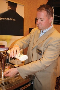 Michael Geary, Distributor Manager, RI/MA/CT, Diageo.