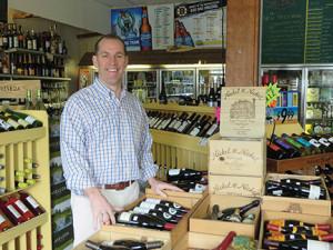 Dan Moriarty, Store Owner