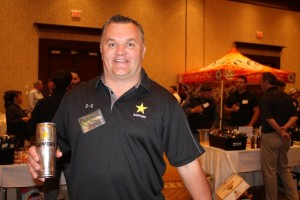 Steve Tierney, Sales Manager, Sapporo.