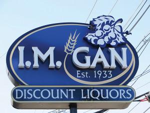 I.M. Gan Discount Liquor