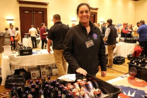 Sophia Blount, Boston Area Sales Representative, Victory Brewing Company.