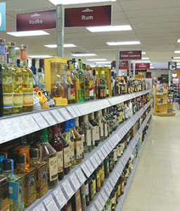 Fairgrounds Wine and Spirits