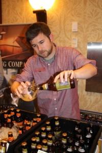 Ben Kinne, Field Sales Representative, Allagash Brewing Company.