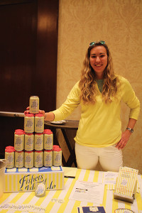 Bronya Shillo of Fishers Island Lemonade.