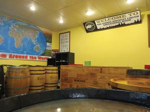 Yankee Discount Liquors Tasting Room